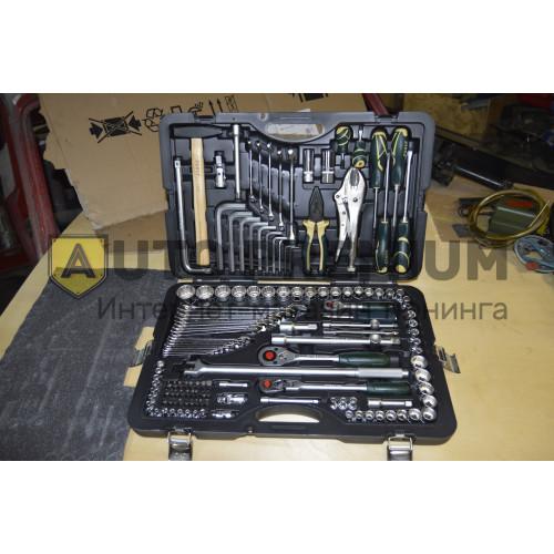Набор профессионального инструмента 1/4 и 1/2 6 гр 142 предмета «FORCE» Ф41421